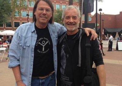 Robby and Steve